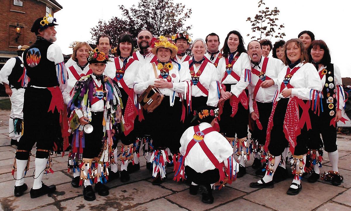 morris folk festival